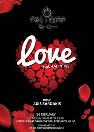 Love This Valentine at On-Off