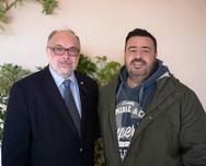 Πάτρα: Ο Λάμπρος Σταθόπουλος υποψήφιος με το Νίκο Τζανάκο