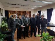 Πάτρα: Πραγματοποιήθηκε η συνάντηση του ΣΚΕΑΝΑ με τους αστυνομικούς διευθυντές