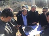 Δυτική Ελλάδα: O Απόστολος Κατσιφάρας επισκέφθηκε έργα στην Αιτωλοακαρνανία (φωτο)