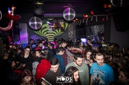 Trash Party at Mods Club 13-02-19