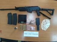 Αιτωλοακαρνανία: Συνελήφθη διακινητής κοκαΐνης και λαθραίου καπνού