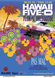 Hawaii 5-0 at Pas Mal