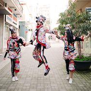 POP ART - Μια από τις πιο ευφάνταστες στολές του φετινού Καρναβαλιού!