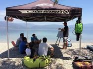 3days kitesurf Camp at Cape Drepano Surf House