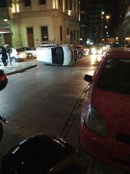 Σοβαρό τροχαίο ατύχημα στο κέντρο της Πάτρας