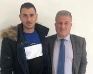 Ο Νίκος Αλεξανδρόπουλος και ο Γιάννης Σαλαμαλίκης υποφήφιοι με τον Άγγελο Στεργίοπουλο