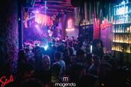 Greek night at Magenda 17-02-19