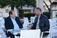 Aιγιαλεία: Στο πλευρό του Δημήτρη Καλογερόπουλου, ο Σωκράτης Αγγελόπουλος