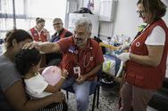 Περίπου 20.000 μετανάστες επωφελήθηκαν από το πρόγραμμα της Ε.Ε. και του Ερυθρού Σταυρού