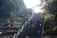 Πάτρα: Ξεκίνησαν εργασίες συντήρησης στις σκάλες της Αγίου Νικολάου (φωτο)