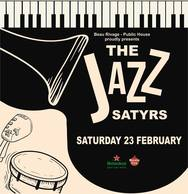 The Jazz Satyrs Live at Beau Rivage