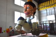 Ο Καρναβαλάκος, η Τοσοδούλα και οι υπόλοιποι ετοιμάζονται για το Καρναβάλι των μικρών (pics)