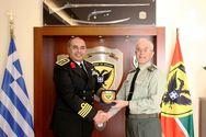 Συναντήσεις Αρχηγού ΓΕΣ με ΑΚΑΜ Αιγύπτου, Ιταλίας, Βουλγαρίας και Ρουμανίας (φωτο)