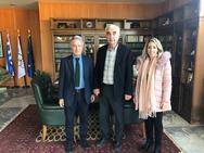 Κ. Σπηλιόπουλος: 'Εμβληματικό στοιχείο για την ανάδειξη της Περιφέρειας η Ολυμπία'