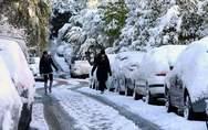 Γιάννης Καλλιάνος: 'Ιστορικός ο χιονιάς'
