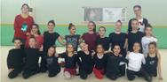 Πάτρα: Ο Π.Α.Ο. ΦΙΛΙΑ συμμετέχει στο διεθνές Κύπελλο Ρυθμικής γυμναστικής στην Καλαμάτα