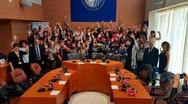 Πάτρα: Μαθητές από τέσσερις χώρες μπήκαν σε ρόλο περιφερειακών συμβούλων