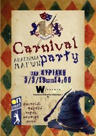 Carnival party at W Events