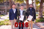Ορκωμοσία Σχολής Φυσικοθεραπείας 22/02/2019 12:00 μ.μ. Part 02/22