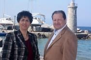 Αχαΐα: H Ζουμπουλία Σπυροπούλου υποψήφια με τον Δημήτρη Καλογερόπουλο
