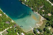 Καναδάς - Η λίμνη με τα 22 ναυάγια