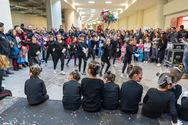 Παντός καιρού το Καρναβάλι των Μικρών - Με επιτυχία η Καρναβαλούπολη στο Παμπελοποννησιακό! (φωτο)