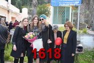 Ορκωμοσία Σχολής Φυσικοθεραπείας 22/02/2019 12:00 μ.μ. Part 18/22
