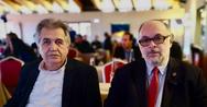 Θ. Καρπής και Ν. Τζανάκος σε συνέδριο για την 'Βιώσιμη Διαχείριση Νερού' (φωτο)