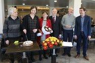 Πάτρα - Σε ένα όμορφο κλίμα έκοψε την πίτα του ο Σύλλογος Φίλων της Ορχήστρας 'Θανάσης Τσιπινάκης' (φωτο)