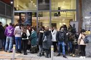 Πλήθος κόσμου στην παρουσίαση βιβλίου του Γιώργου Αγγελόπουλου! (φωτο)