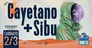 Cayetano & Sibu στο Ροκφόρ