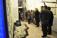 Πάτρα - Μεγάλο ενδιαφέρον για την έκθεση του Ν. Παναγιωτόπουλου 'Hunters: Feathers in the Wind'!
