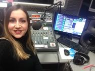 Μελιώ Κατσιφάρα - Η επιστήμων ραδιοφωνική παραγωγός που έχει κερδίσει τα ερτζιανά της Πάτρας!