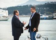 Αιγιαλεία: Ο Νίκος Καραΐσκος υποψήφιος με τον Δημήτρη Καλογερόπουλο