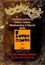 Carnival Party στο Lido