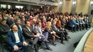 Ο Απόστολος Κατσιφάρας παρουσίασε τους υποψήφιους περιφερειακούς συμβούλους του συνδυασμού του στην Αιτωλοακαρνανία
