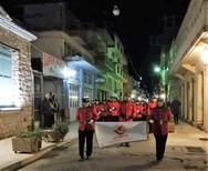 Στον εορτασμό της 192ης επετείου της Μάχης του Ντολμά η Δημοτική Φιλαρμονική Δερβενίου (φωτο)