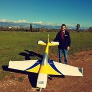 Πατρινός στο παγκόσμιο πρωτάθλημα Αερομοντελισμού F3P στο Ηράκλειο (pics)