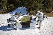 ΓΕΣ: Χειμερινή εκπαίδευση της Σχολής Μονίμων Υπαξιωματικών
