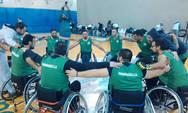 Πρεμιέρα για το τμήμα μπάσκετ με αμαξίδιο του Παναθηναϊκού - Πρώτος αγώνας στην Πάτρα