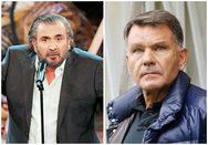 Πιάστηκαν στα χέρια Αλέξης Κούγιας - Λάκης Λαζόπουλος