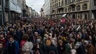 Δεκάδες χιλιάδες Ιταλοί μετείχαν σε μεγάλη κινητοποίηση κατά του ρατσισμού