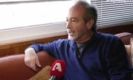 Γρηγόρης Βαλτινός: 'Ο ηθοποιός απαγορεύεται να αρρωστήσει' (video)