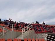 Οι Nortenos ταξίδεψαν στη Θεσσαλονίκη για την Παναχαϊκή τους!
