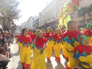 Καρναβάλι μικρών της Πάτρας - Τα παιδιά της Κιβωτού της Αγάπης έστειλαν μήνυμα (pics)