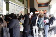 Πάτρα: Δεκάδες άνεργοι περιμένουν το άνοιγμα του Κοινωφελούς Προγράμματος του ΟΑΕΔ