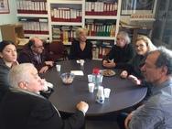 Πάτρα - Επισκέψεις πολιτικών προσώπων στην Κίνηση 'Πρόταση'