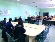 Ηλεία - Συνάντηση παραγωγών κορινθιακής σταφίδας με τον Αντιπεριφερειάρχη, Κωνσταντίνο Μητρόπουλο