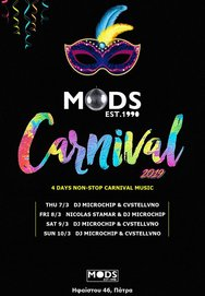 Carnival 2019 at Mods Club